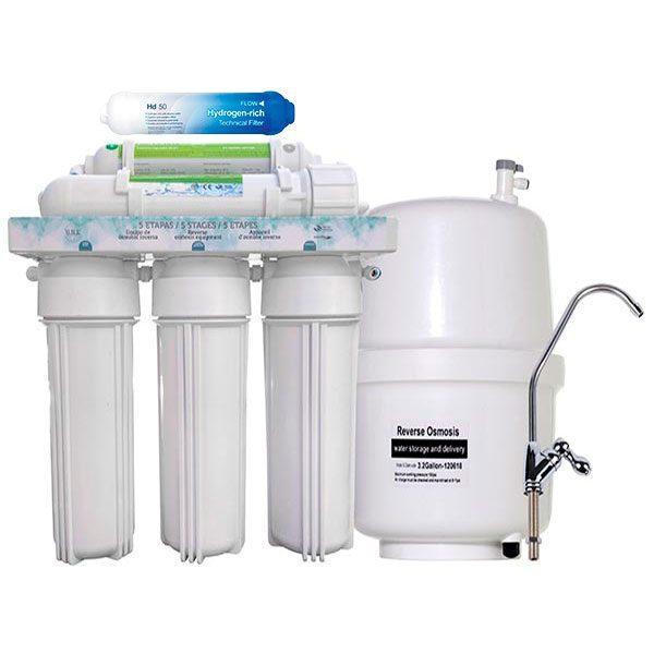 Osmosis Alcalina y Antioxidante sin bomba pH+