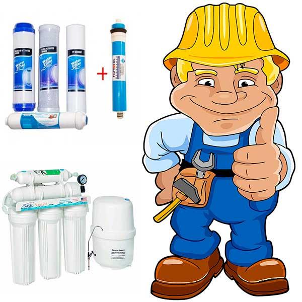 Servicio Técnico de Aqua y Salud