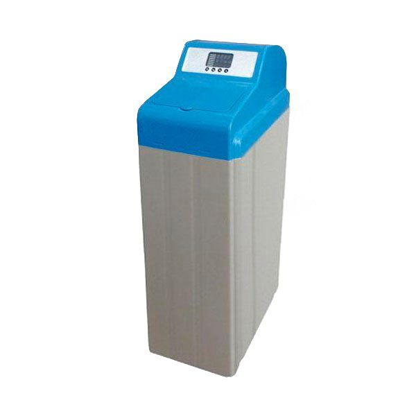 descalcificador automático compacto 30L