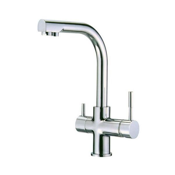 Grifo 3 vias para depuradoras de agua aqua y salud - Grifo tres vias ...