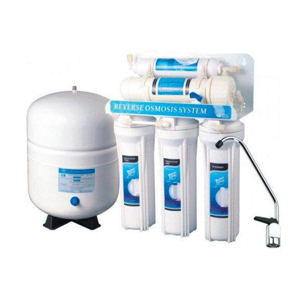 Osmosis inversa b sica dom stica sin bomba aqua y salud - Depuradora agua domestica ...