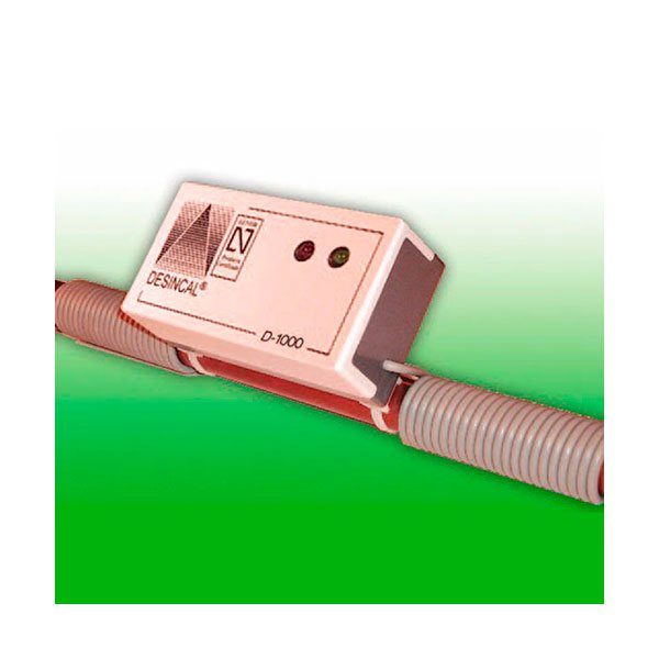 Desincrustador Electrónico Anticalcáreo D-1000