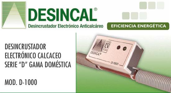D-1000 DESINCAL-eficiencia energetica