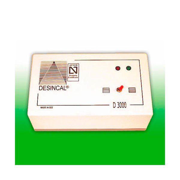 Desincrustador Electrónico Anticalcáreo D-3000