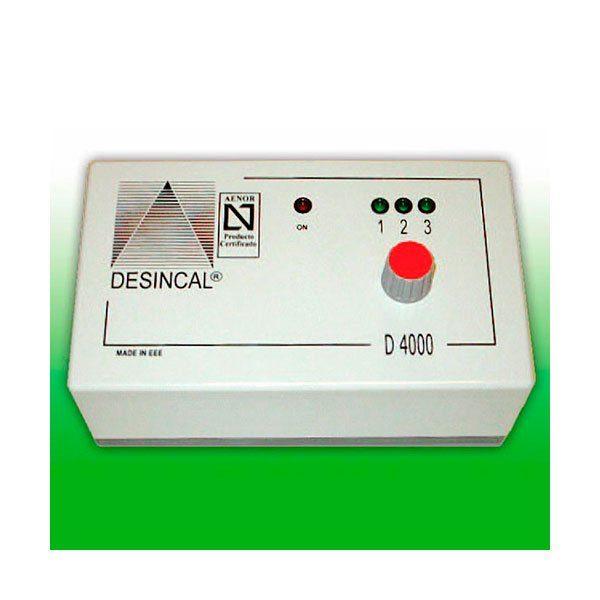 Desincrustador Electrónico Anticalcáreo D-4000
