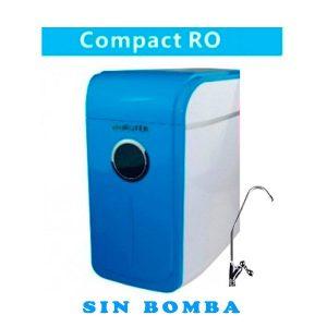 Osmosis Inversa Compacta sin Bomba