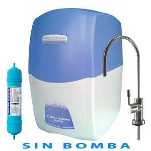 Osmosis alcalina PREMIUM COMPACT sin bomba